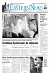 Daily Eastern News: August 23, 2005 by Eastern Illinois University