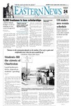 Daily Eastern News: August 24, 2005