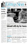 Daily Eastern News: August 26, 2005 by Eastern Illinois University