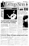 Daily Eastern News: August 29, 2005 by Eastern Illinois University