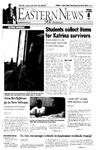 Daily Eastern News: September 08, 2005