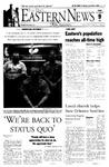Daily Eastern News: September 09, 2005