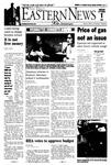 Daily Eastern News: September 01, 2005 by Eastern Illinois University