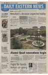 Daily Eastern News: August 25, 2006