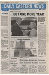 Daily Eastern News: August 28, 2006