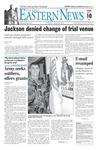 Daily Eastern News: January 10, 2006