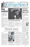 Daily Eastern News: January 17, 2006