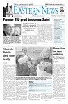 Daily Eastern News: January 20, 2006