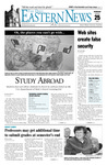 Daily Eastern News: January 25, 2006