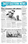 Daily Eastern News: April 03, 2007 by Eastern Illinois University