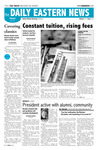 Daily Eastern News: April 06, 2007 by Eastern Illinois University