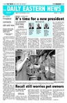 Daily Eastern News: April 10, 2007 by Eastern Illinois University