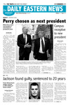 Daily Eastern News: April 11, 2007 by Eastern Illinois University