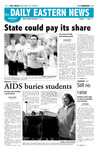 Daily Eastern News: April 12, 2007 by Eastern Illinois University