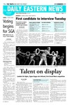 Daily Eastern News: April 16, 2007 by Eastern Illinois University