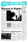 Daily Eastern News: April 17, 2007 by Eastern Illinois University