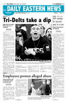 Daily Eastern News: April 19, 2007 by Eastern Illinois University