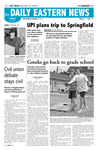 Daily Eastern News: April 20, 2007 by Eastern Illinois University