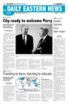 Daily Eastern News: April 24, 2007