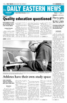 Daily Eastern News: April 26, 2007 by Eastern Illinois University