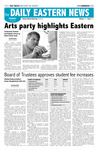 Daily Eastern News: April 30, 2007