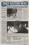 Daily Eastern News: April 27, 2007