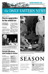 Daily Eastern News: December 03, 2007 by Eastern Illinois University