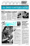 Daily Eastern News: December 06, 2007