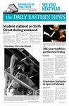 Daily Eastern News: December 10, 2007