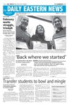 Daily Eastern News: February 01, 2007 by Eastern Illinois University