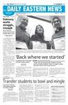 Daily Eastern News: February 01, 2007