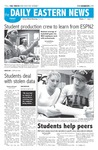 Daily Eastern News: February 02, 2007 by Eastern Illinois University
