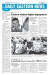 Daily Eastern News: February 06, 2007