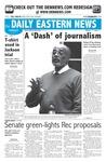 Daily Eastern News: February 08, 2007