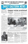 Daily Eastern News: February 09, 2007 by Eastern Illinois University