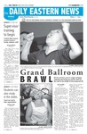 Daily Eastern News: February 19, 2007 by Eastern Illinois University