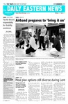 Daily Eastern News: February 21, 2007 by Eastern Illinois University