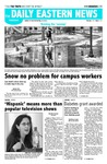 Daily Eastern News: February 22, 2007 by Eastern Illinois University