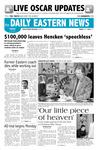 Daily Eastern News: February 23, 2007