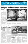 Daily Eastern News: August 28, 2008 by Eastern Illinois University