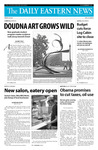 Daily Eastern News: August 29, 2008 by Eastern Illinois University