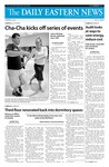 Daily Eastern News: September 04, 2008 by Eastern Illinois University