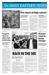 Daily Eastern News: September 05, 2008 by Eastern Illinois University