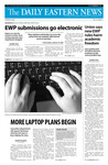 Daily Eastern News: September 09, 2008 by Eastern Illinois University