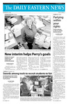 Daily Eastern News: September 10, 2008 by Eastern Illinois University