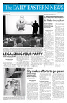 Daily Eastern News: September 11, 2008 by Eastern Illinois University
