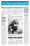Daily Eastern News: September 12, 2008 by Eastern Illinois University