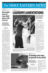 Daily Eastern News: September 16, 2008 by Eastern Illinois University