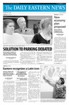 Daily Eastern News: September 24, 2008 by Eastern Illinois University