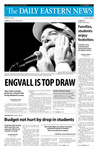 Daily Eastern News: September 29, 2008